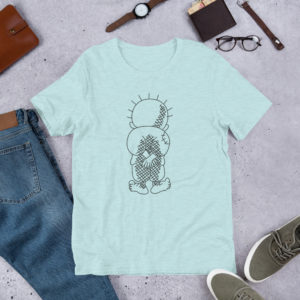 Hanzala Short-Sleeve Unisex T-Shirt